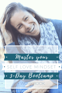 How to master your self love mindset & open yourself up to self love daily