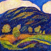 silenzi Marsden Hartley The Silence of Hight Noon 1907-1908