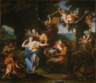 Mito Antoine-Coypel-Bacchus-and-Ariadne-on-the-Isle-of-Naxos