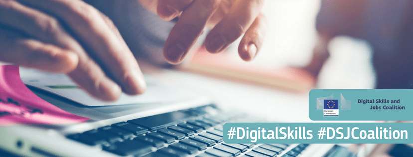 La Commissione Europea lancia i Digital Skills Awards 2018