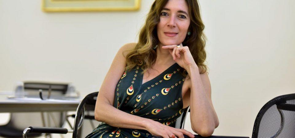 L'economista Veronica De Romanis