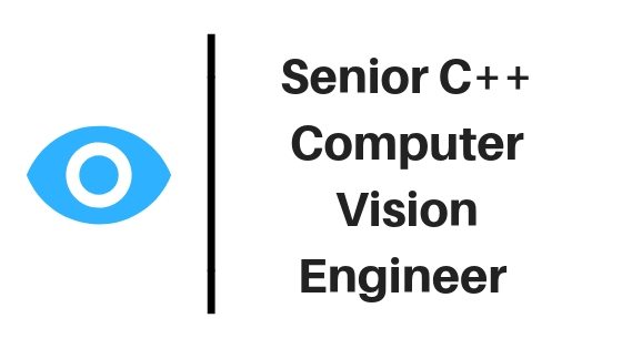Senior C++ Computer Vision Engineer