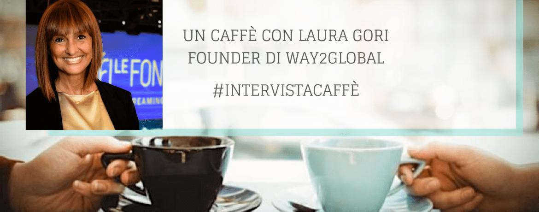 #IntervistaCaffè a Laura Gori