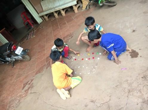 Giochi semplici - Cambogia