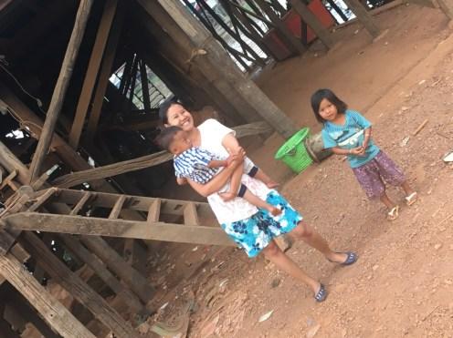 Sorrisi - Cambogia
