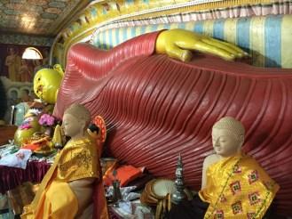 Buddha sdraiato - Sri Lanka