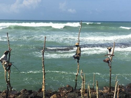 I pescatori di Weligama
