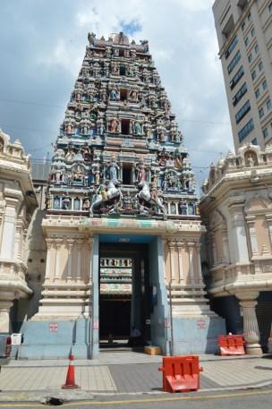Tempio indù - Singapore