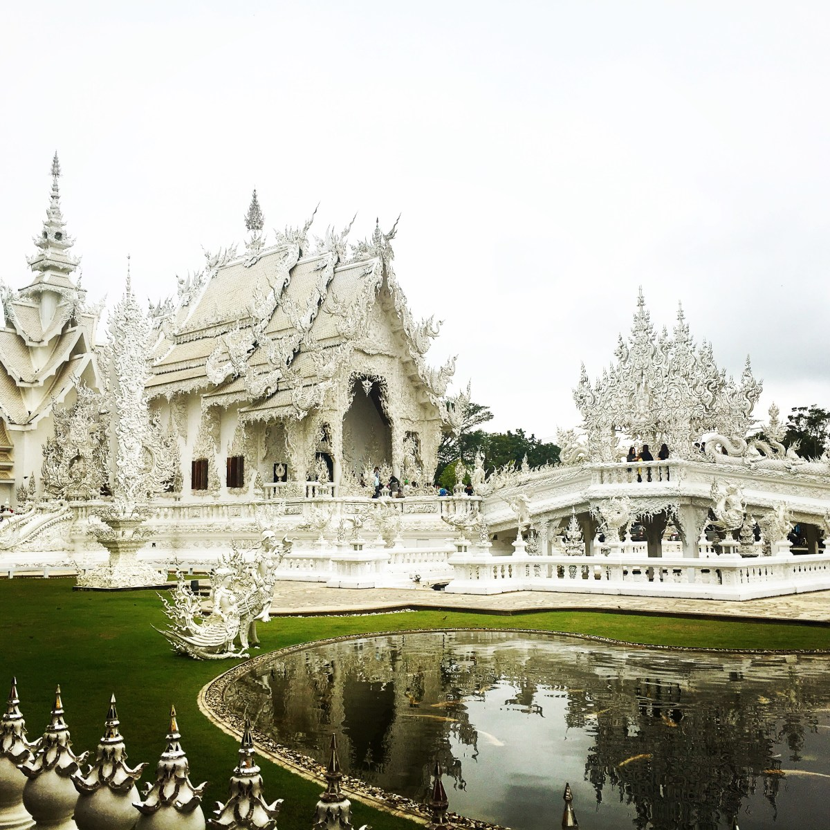Chiang Rai – The White Temple