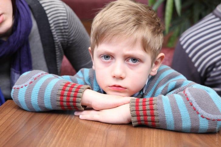 Criança vítima de alienação parental
