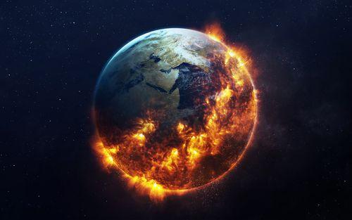 Cosa fare quando il mondo finisce?