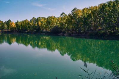 Lago-Serracines -Fotografia paisajes