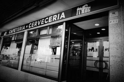 Cafetería Alcalá Alcobendas