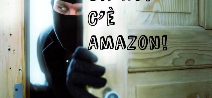 Un ferragosto senza ladri? Ci pensa Amazon con Alexa.
