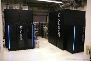 d-wave computer quantistico canadese google nasa