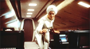 2001: A SPACE ODYSSEY, Edwina Carroll, 1968