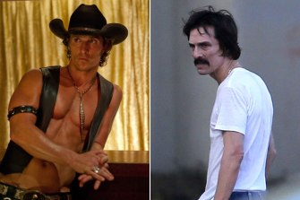 Dallas Buyers Club McConaughey aids oscar
