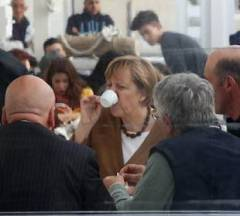 Merkel-pozzuoli