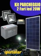 Illuminazione_parcheggio_pannelli_solari_fari_led_40W