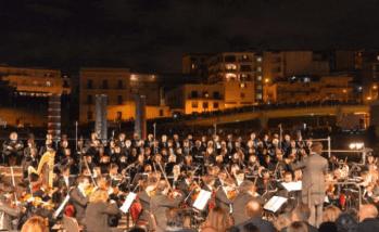 Orchestra nel Tempio di Serapide, Premio Civitas