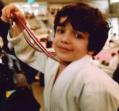 Federico amava molto gli sport