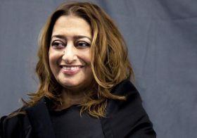 Architetto Zaha Hadid