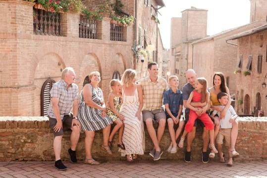 Certaldo family pictures
