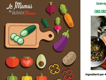 """Impaginazione eBook """"Cucina Vegetale"""""""