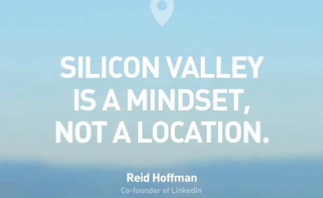 reid-hoffman-valley-startups-mentality startup imparare da Londra Alessia Camera