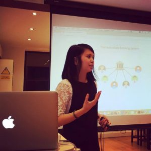 techbees meetup women in blockchain