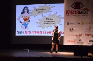 Whatsnext-alessia camera - speaker