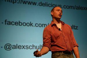 alex schultz startup marketing per startup alessia camera