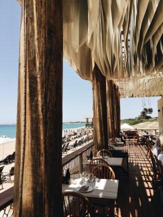 Barbouni Beach Restaurant