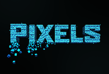 Pixels feature film