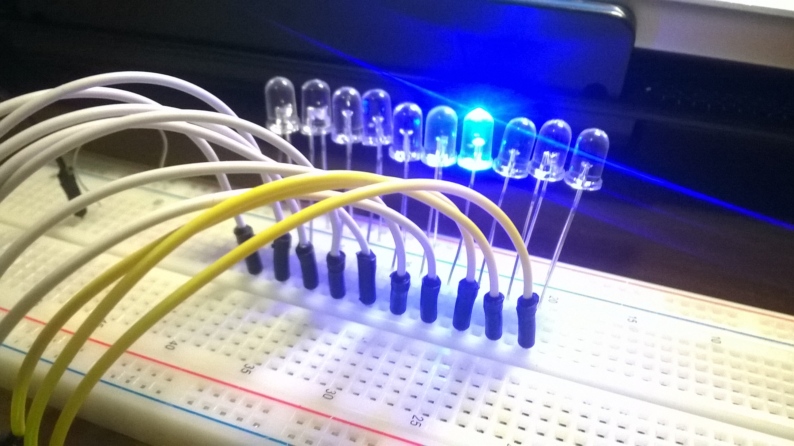 Arduino: LED in sequenza