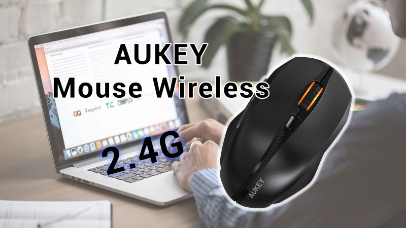 AUKEY Mouse Wireless 2.4G