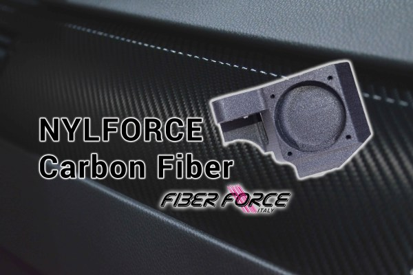 Nylon al Carbonio, NylForce by Fiber Force Italy