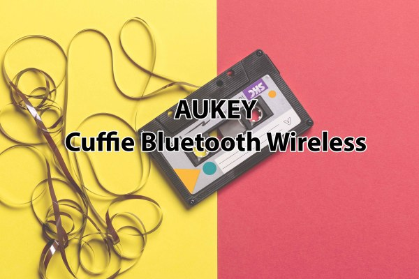 AUKEY Cuffie Bluetooth Wireless
