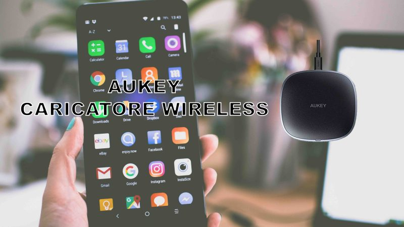 Aukey Caricatore Wireless
