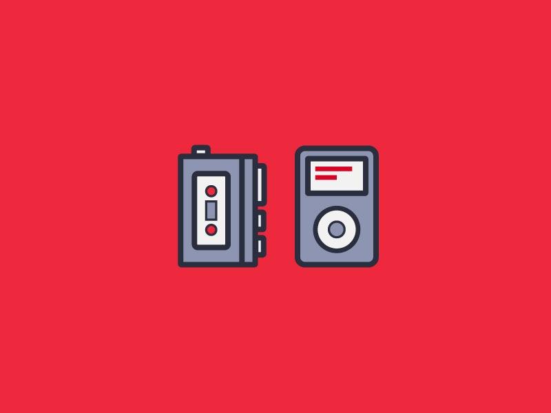 Walkman or Ipod ?