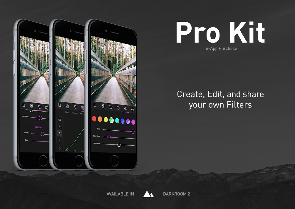 Darkroom 2 Pro Kit