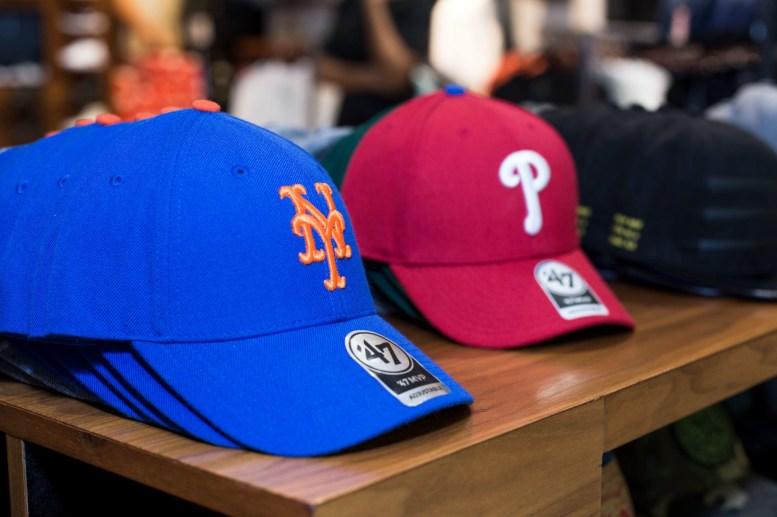 Baseball Caps at Shesha