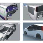 Paoletti automotive car design sketching concept italian