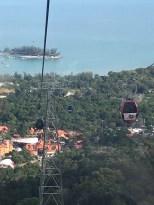 Cable Car Langkawi Ausflug Ales Consulting International