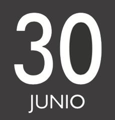 30 junio