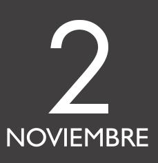 2 noviembre