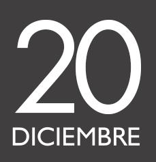 20 diciembre
