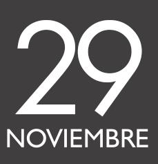 29 noviembre