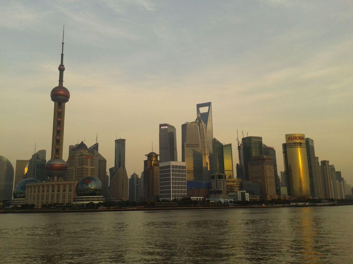 Shanghái, la puerta de China