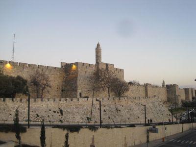 muralla Jerusalen